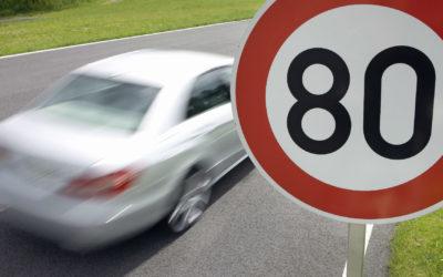 ΕΕ: Υποχρεωτικός περιοριστής ταχύτητας σε όλα τα νέα μοντέλα από το 2022